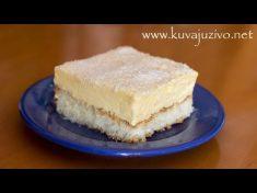 Rafaelo kocke – Video recept