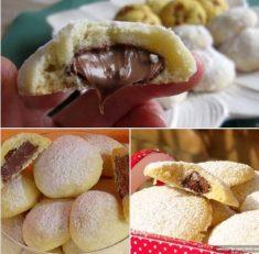 Prhki i ukusni punjeni keksići