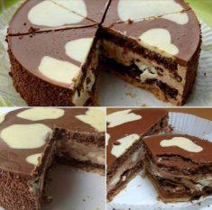 MILKA TORTA BEZ PEČENJA (RECEPT)