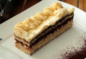 Torta Kamelia