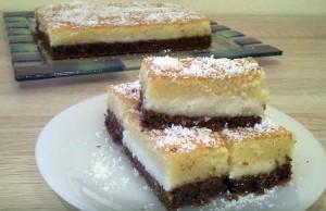 Kokos kolač (video recept)
