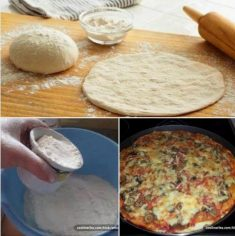 Najbolji recept za pizzu (picu)