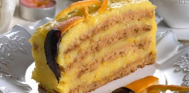 POMORANDŽA TORTA